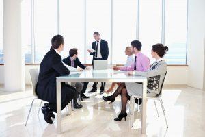 Konferens och coworking